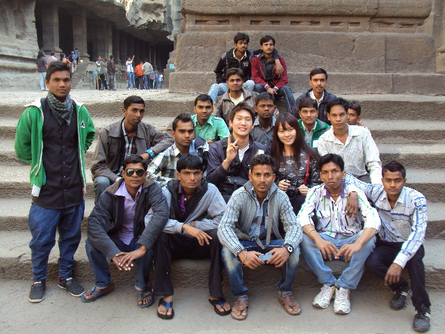 Adarsh MSW College - Educational Tour