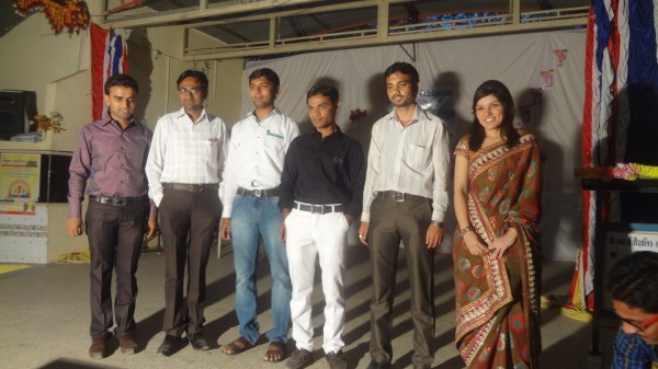 Adarsh Faculty members