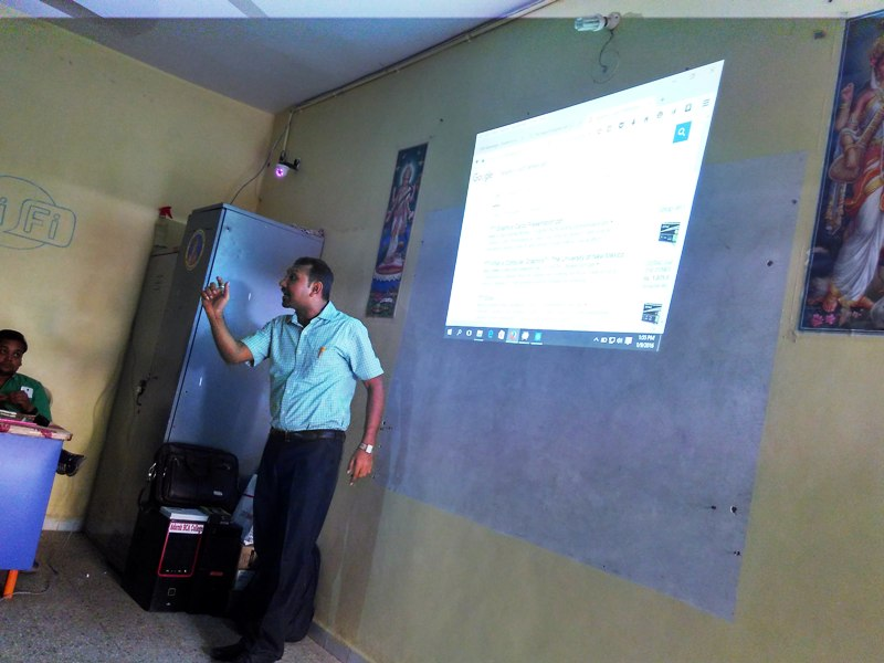 Google Search Tech. Seminar-09-01-15