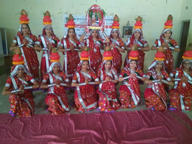 distict level navratri mahotsav