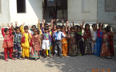 Adarsh Primary Schoo - Days Celebr.