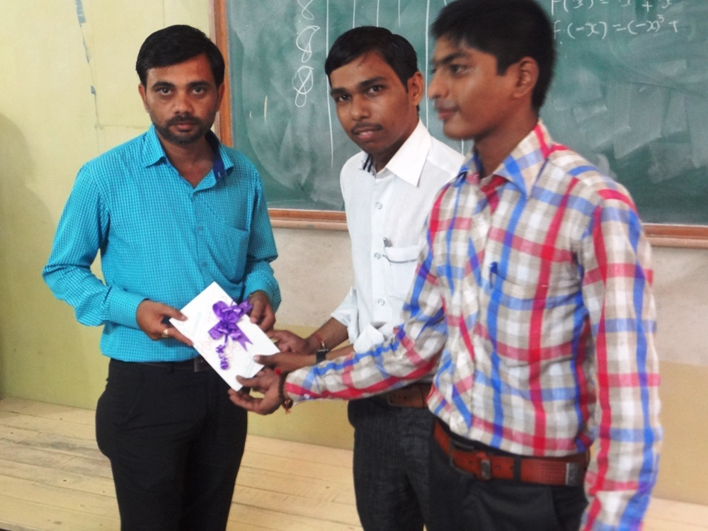 Teachers Day Celebration-2015