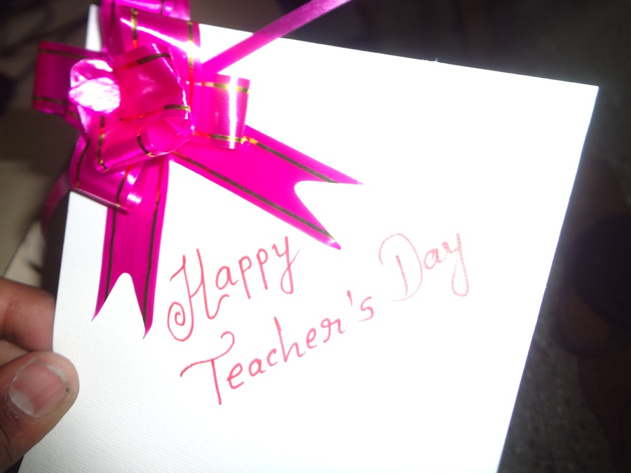 Teachers Day  2014