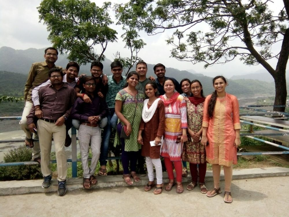 narmada staff tour